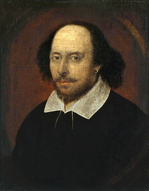 William Shakespeare. There is something rotten in Denmark - article in painters TUBES magazine